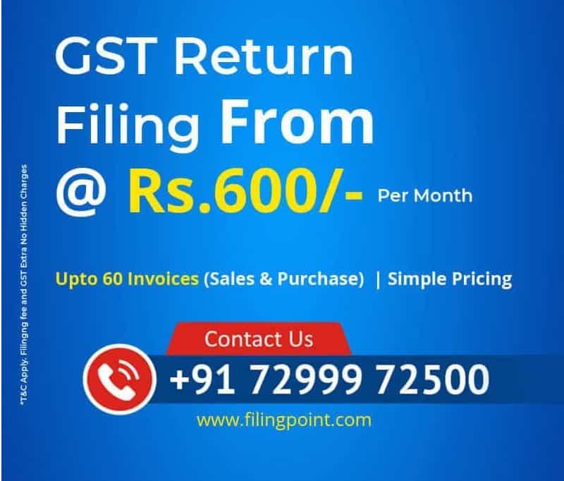 Best Online GST Consultants in Karaikudi-FilingPoint