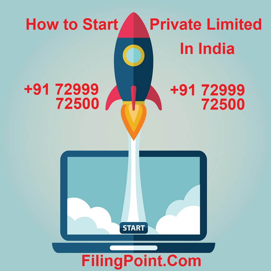 How to Start a Private Limited Company in India | FilingPoint | Register a Company