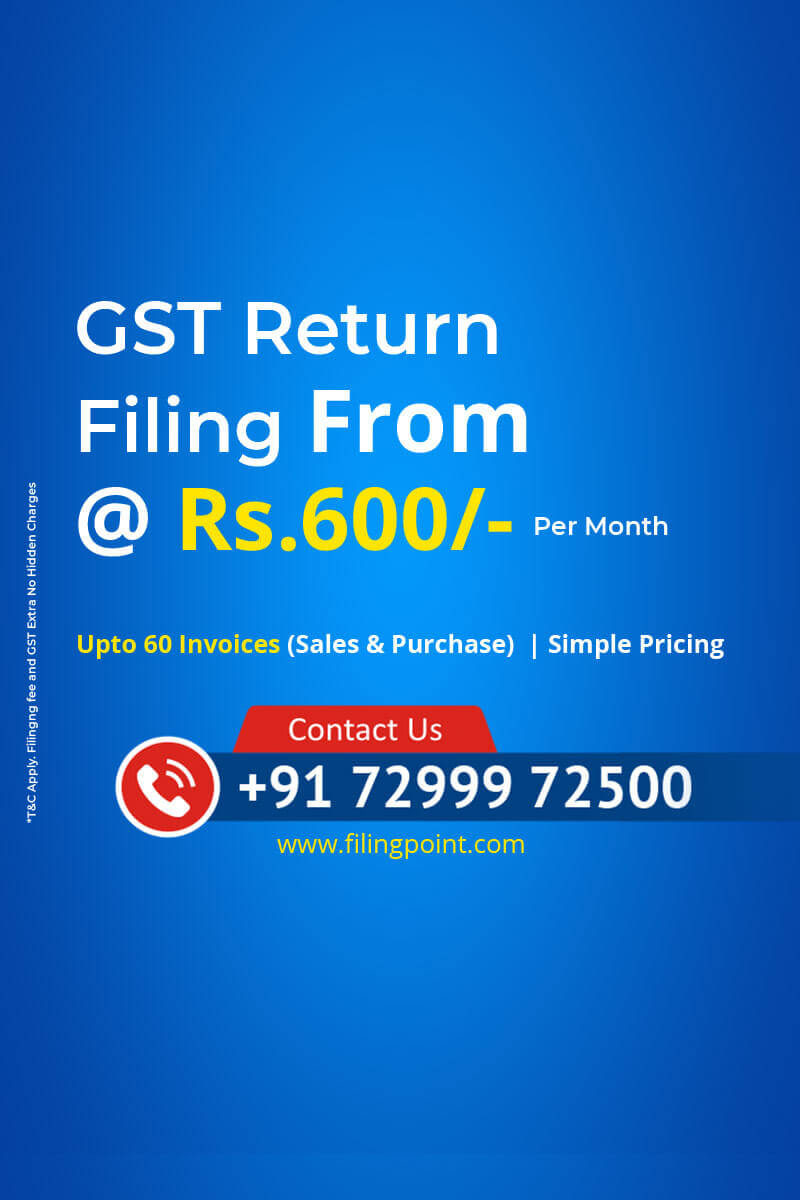 GST Filing Service
